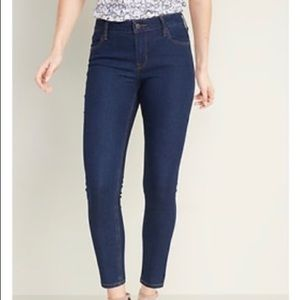 SOLD—-Midrise skinny ankle jeans-LIKE NEW